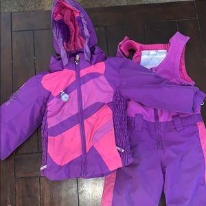 Obermeyer Kids Ski Outfit
